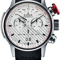 Edox Titanium 48mm Quartz 38001-TIN-AIN new