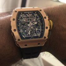 Richard Mille RM 011 Rose Gold / Titanium