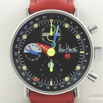 Alain Silberstein Bauhaus Chronograph Automatic Day-Date 39 mm