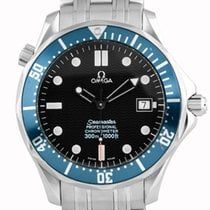 Omega Seamaster Professional Diver 300 M SS Black Dial - 2531.80