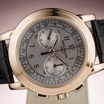 Patek Philippe COMPLICATED CHRONOGRAPHE 5070R ROSE GOLD...