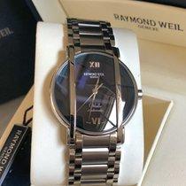 Raymond Weil Othello nuevo 39mm Acero