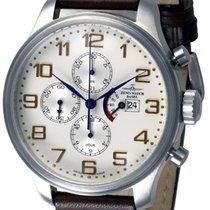 Zeno-Watch Basel Stahl 47.5mm Automatik 8553TVDPR-f2 neu