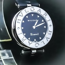 Bulgari B.Zero1 Acier 23mm Noir Sans chiffres