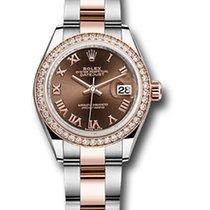 Rolex Lady-Datejust nuevo Automático Reloj con estuche y documentos originales 279381RBR