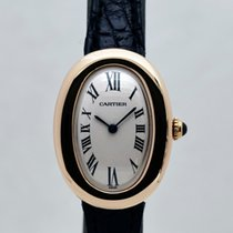 Cartier Baignoire occasion 23mm Or jaune