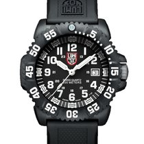 Luminox Karbon 45mm Kvarts XS.3051 LUMINOX SEA SERIES Evoluzione Icona 2007 Nero 45mm ny