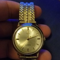 Timex Vintage Timex 21 Wind-up 21 Jewels Waterproof Men's Watch