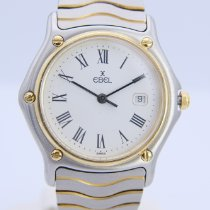 Ebel Quartz tweedehands Sportwave Wit