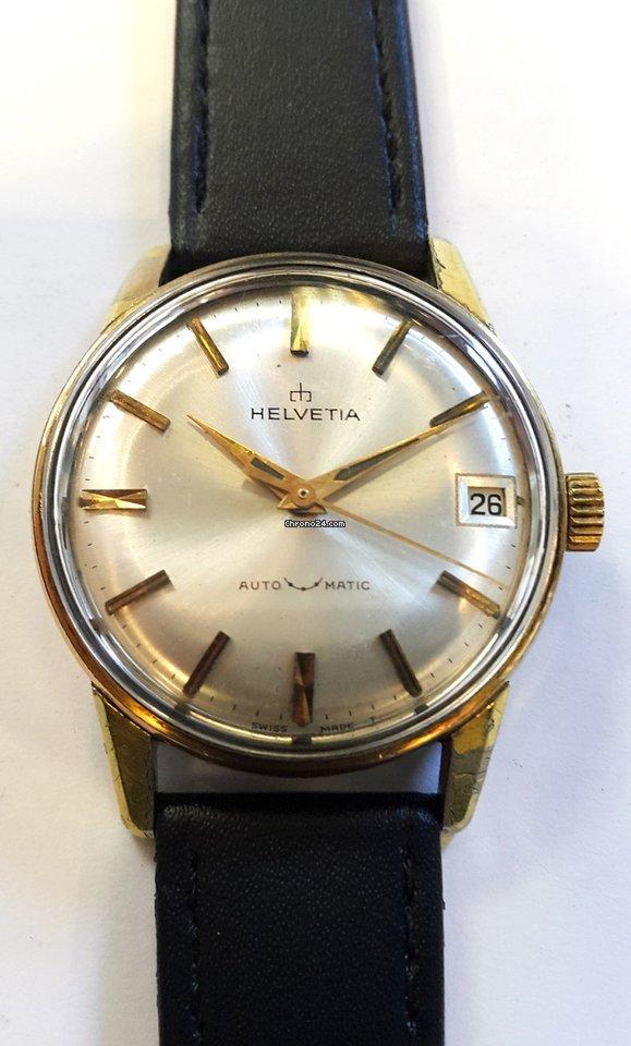 Helvetia 1964 pre-owned