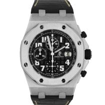 Audemars Piguet Royal Oak Offshore Chronograph Steel 42mm Black United States of America, New York, Smithtown