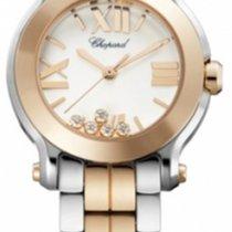 Chopard Goud/Staal Quartz 278509-6004 nieuw