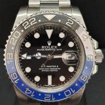 Rolex 116710BLNR Сталь 2014 GMT-Master II 40mm подержанные