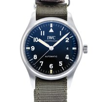 IWC Pilot Mark IW3270-07 2010 pre-owned