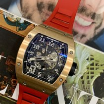 Richard Mille Or rose RM 010 AG RG occasion France, Puteaux