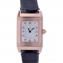 Jaeger-LeCoultre Reverso Duetto Classique Or rose 24mm Blanc Arabes