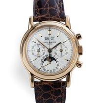 Patek Philippe Perpetual Calendar Chronograph Zuto zlato 36mm