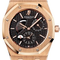 Audemars Piguet Royal Oak Dual Time 26120OR.OO.D002CR.01 pre-owned
