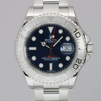 Rolex Yacht-Master 40 Steel 40mm Blue