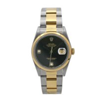 Rolex Gold/Steel 36mm Automatic 16203 pre-owned