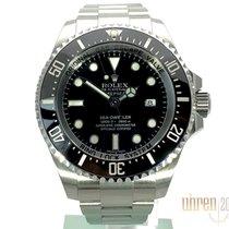 Rolex Sea-Dweller Deepsea 116660 2017 новые