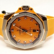 Corum Titanium Automatic Orange 45mm new Admiral's Cup AC-One