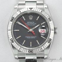 Rolex Datejust Turn-O-Graph Gold/Stahl 36mm Grau Keine Ziffern Deutschland, München
