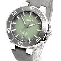 Oris Aquis Date new Automatic Watch with original box 01 733 7732 4137-07 5 21 12FC