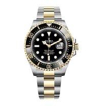 Rolex Sea-Dweller 126603 Nuevo Acero y oro Automático