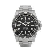 Rolex Submariner (No Date) 114060 2018 occasion