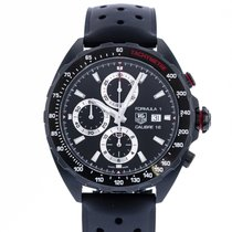 TAG Heuer Formula 1 Calibre 16 Steel 44mm Black United States of America, Georgia, Atlanta