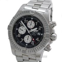Breitling Super Avenger Steel United States of America, Illinois, Wheaton