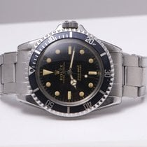 Rolex Submariner (No Date) 5513 1963 pre-owned