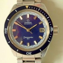 Omega 166.062 Steel 1969 Seamaster pre-owned