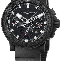 Ulysse Nardin Black Sea Chronograph 353-92-3C