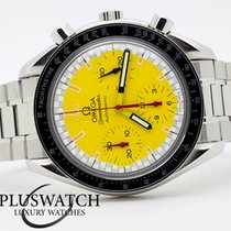 Omega Spedmaster Racing Limited Ed. Michael Schumacher Yellow...