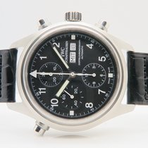 IWC Der Doppelchronograph Rattrappante Ref. IW3713 (Box&Papers)