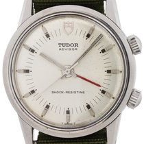Tudor Heritage Advisor Steel 34mm Silver United States of America, California, West Hollywood