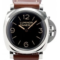 Panerai Luminor 1950 Black Dial Swiss Mechanical Men's...