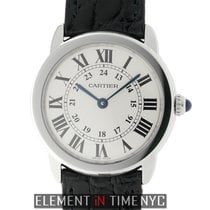 Cartier Ronde Solo Collection Ronde Solo Small 29mm Stainless...