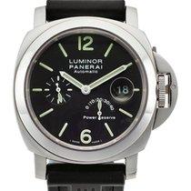 Panerai , Stainless Steel Automatic Wristwatch, Luminor...