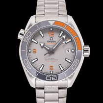 Omega Seamaster Planet Ocean new Automatic Watch with original box and original papers 215.90.44.21.99.001