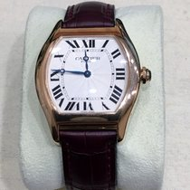 Cartier Tortue pre-owned 44.95mm Rose gold