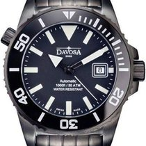 Davosa Argonautic Gun Steel 42mm Black