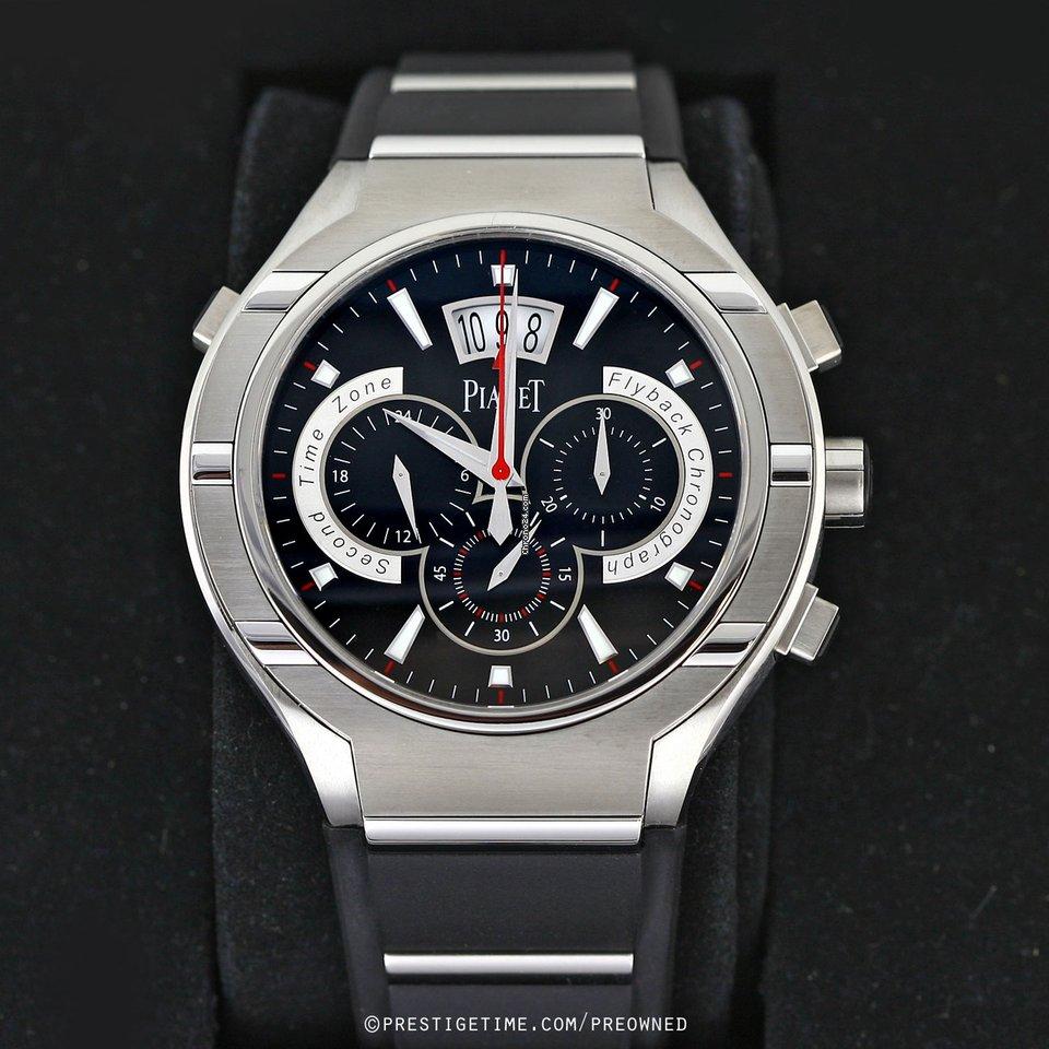 c9de7926c21 Piaget Polo FortyFive - Todos os preços de relógios Piaget Polo FortyFive  na Chrono24