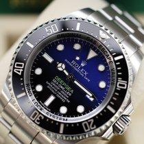 Rolex Sea-Dweller Deepsea deep blue James Cameron b/p 2016