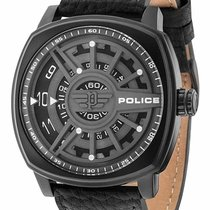 Police Otel 49mm Cuart PL15239JSB.13 nou