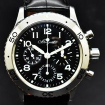 Breguet Steel 39mm Automatic 3800ST/92/9W6 pre-owned