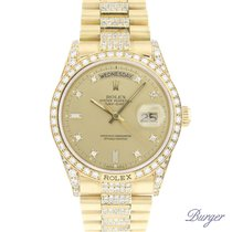 Rolex Day-Date 36 18138 1986 occasion