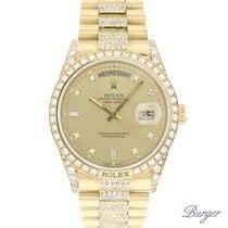 Rolex Day-Date 36 18138 1986 rabljen